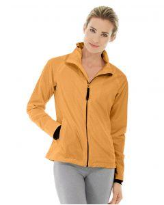Ingrid Running Jacket-M-Orange