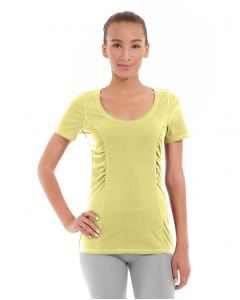 Juliana Short-Sleeve Tee-XS-Yellow